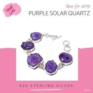 Purple Solar Quartz